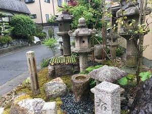 家の前庭4
